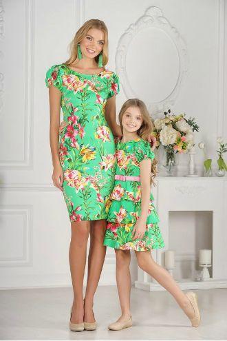 Дитячі літні сукні для маленьких модниць: принти, кольори, фасони популярні у 2020 2