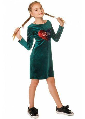 Детские летние платья для маленьких модниц: принты, цвета, фасоны популярные в 2020 4