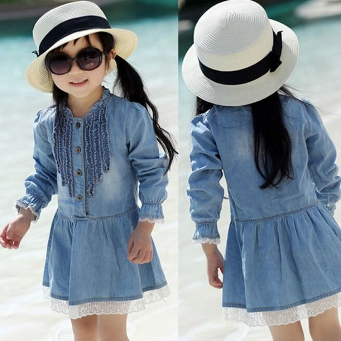 детская мода весна лето 2020