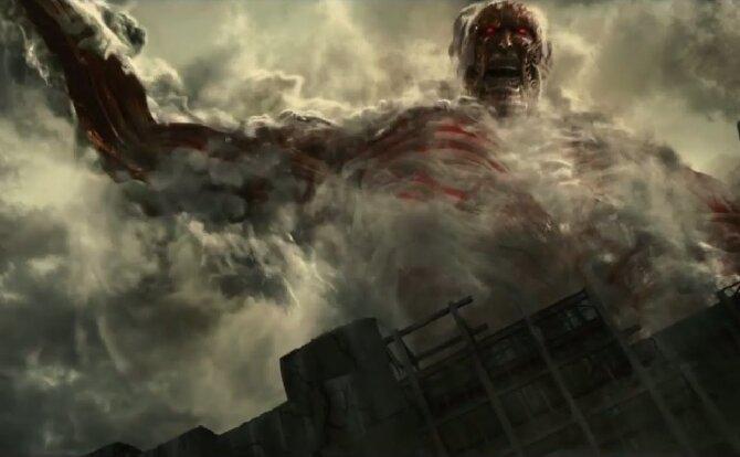 Атака титанів. Фільм перший: Жорстокий світ (2015)