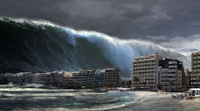 Фільми про цунамі та повені