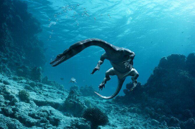 Морські динозаври 3D: Подорож в доісторичний світ