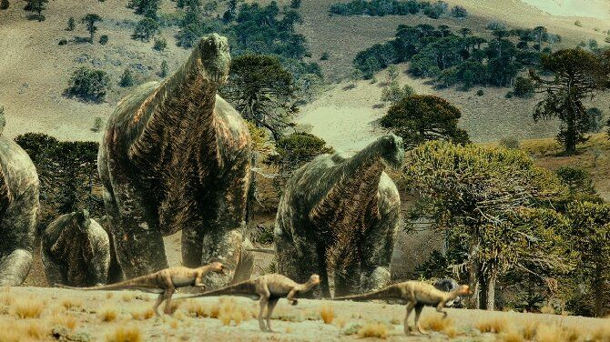 Динозаври Патагонії 3D