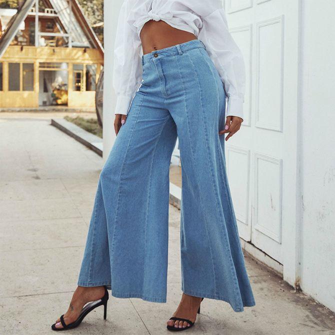 джинс кльош фото