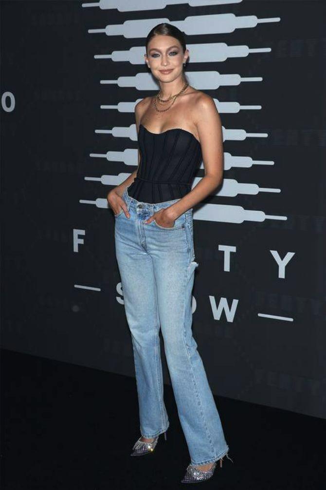 джинси кльош