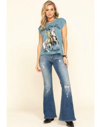 Як виглядати приголомшливо у джинсах кльош у 2020 7