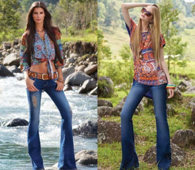 Як виглядати приголомшливо у джинсах кльош у 2020 13