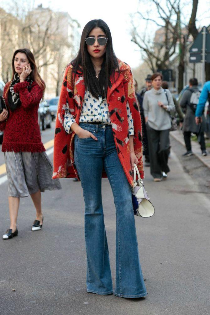 Як виглядати приголомшливо у джинсах кльош у 2020 14