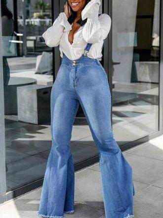 Як виглядати приголомшливо у джинсах кльош у 2020 1
