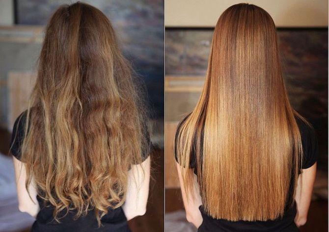 Ламинирование волос в домашних условиях 1