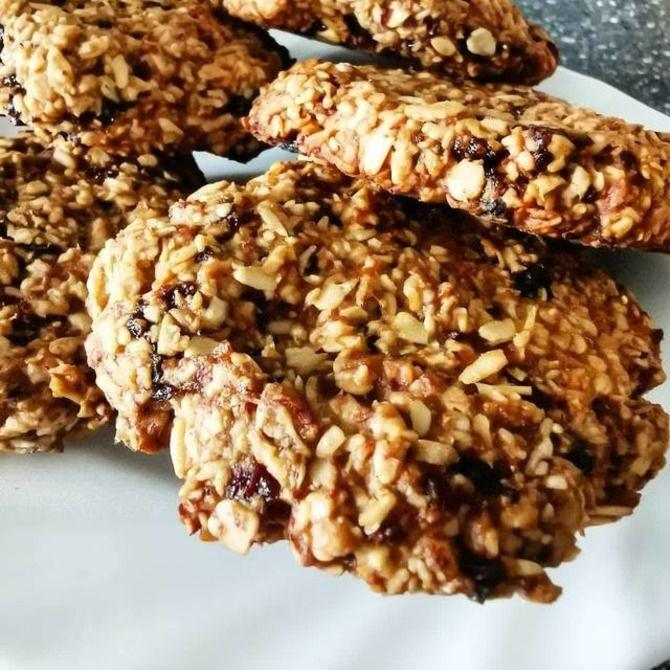 Печиво з геркулесу
