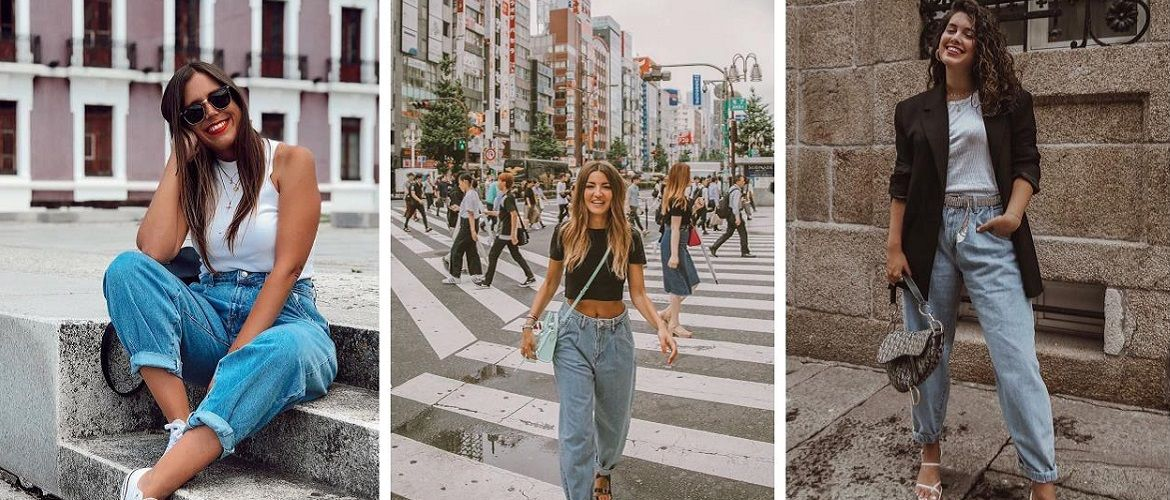 45 fashionable ideas on how to wear banana jeans 2021