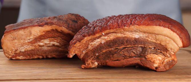 Грудинка в луковой шелухе: самый вкусный рецепт 3