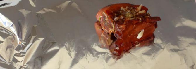 Грудинка в луковой шелухе: самый вкусный рецепт 5