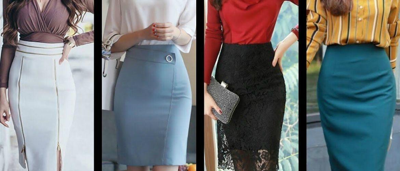 Элегантность и женственность: лучшие способы носить юбку-карандаш в 2020