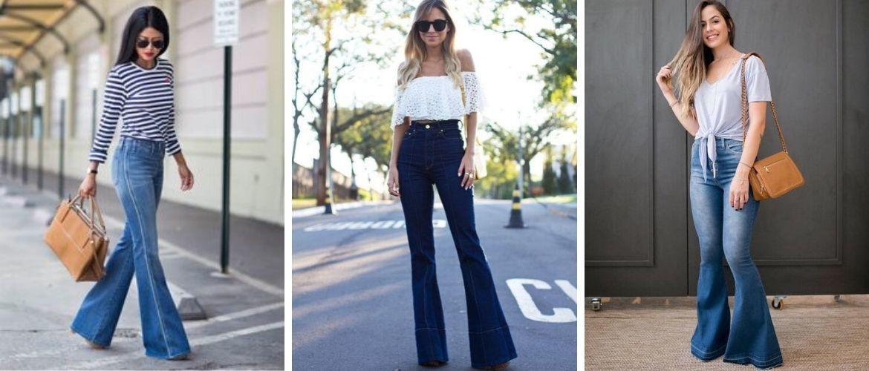 Як виглядати приголомшливо у джинсах кльош у 2020