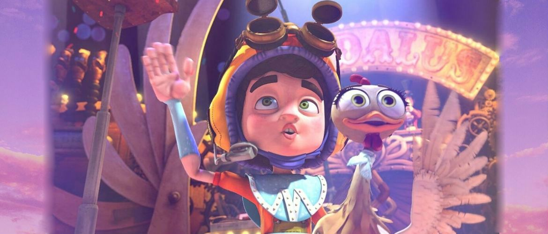 Мультфильм «Ко-ко-ко!» или «Чудо-курица»: ах, как поет эта домашняя птица!