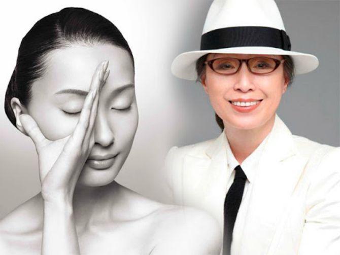Японський масаж обличчя Зоган
