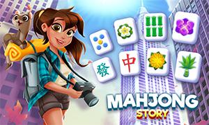 Игра Mahjong Story