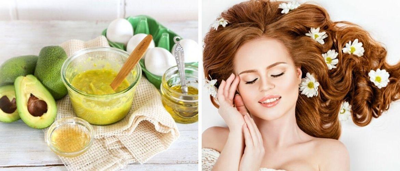 Восстанавливаем волосы: чудо-маски в домашних условиях