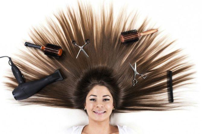 Восстанавливающая маска в домашних условиях для поврежденных волос