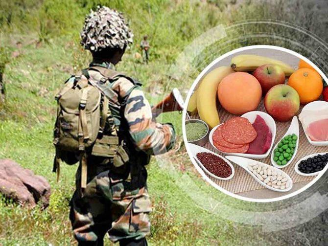 Військова дієта