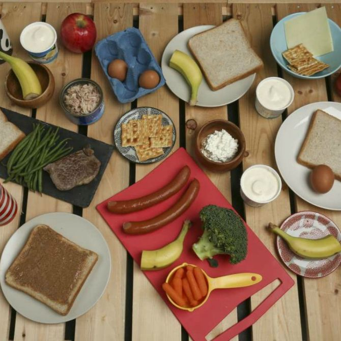 продукты военная диета
