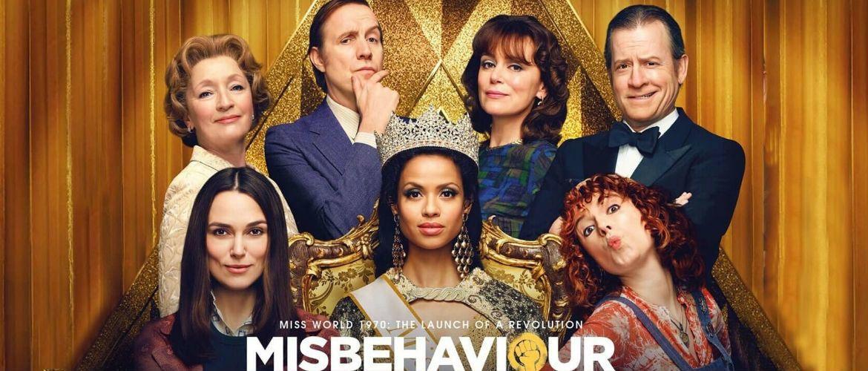 Історична драма «Міс Погана поведінка»: про всесвітній конкурс краси за часів сексуальної революції