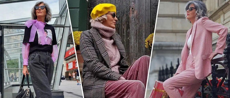 10 простих порад: як залишатися модною коли вам за 50