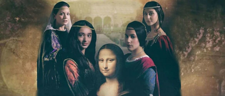 Документальная картина «4 лица Моны Лизы»: фильм о тайне шедевра Леонардо да Винчи