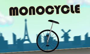 Игра Monocycle - одноколесный