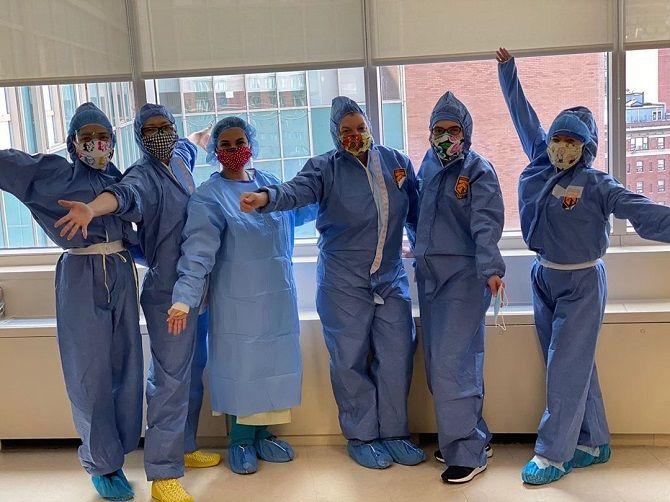 лікарі США