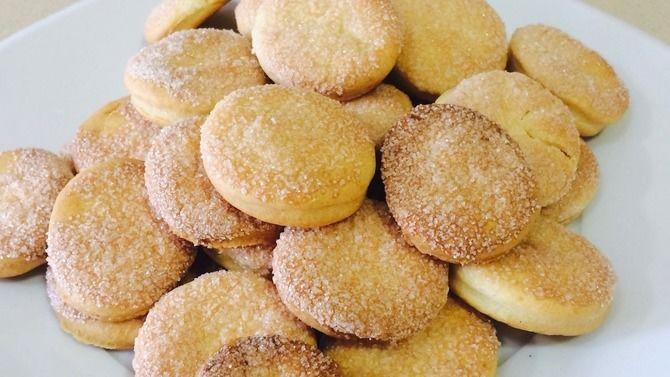 Пісочне печиво нашвидкуруч