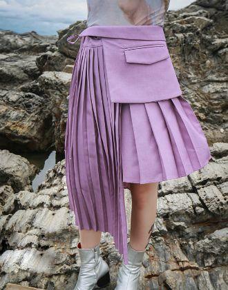 Плісирована спідниця: з чим носити та як поєднувати – стиль 2021 1