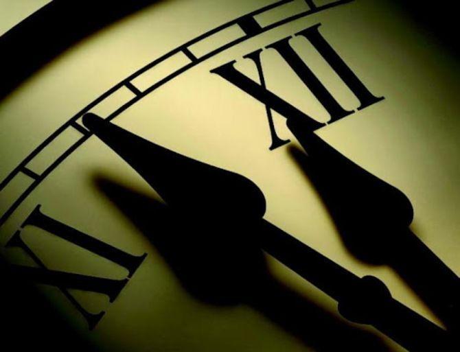 Головоломка «Сколько осталось до полуночи?