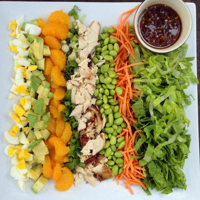 Китайські салати