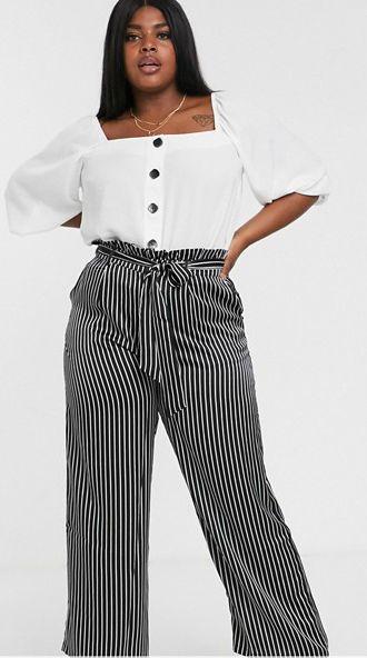З чим носити у 2020 широкі штани: палаццо та кюлоти 9