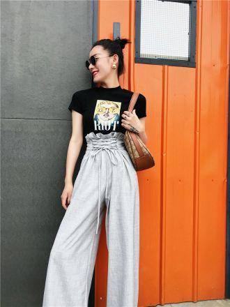 З чим носити у 2020 широкі штани: палаццо та кюлоти 19