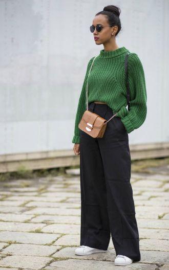 З чим носити у 2020 широкі штани: палаццо та кюлоти 1
