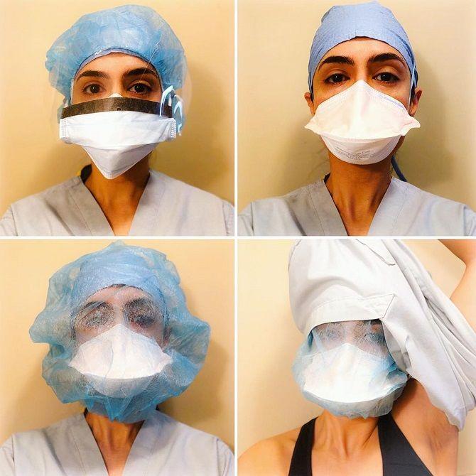 медсестра США