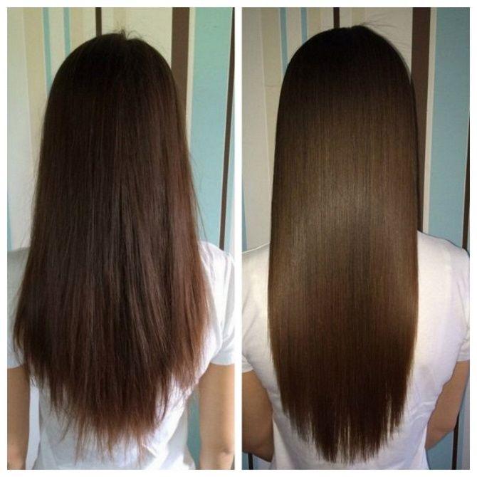 Ламинирование волос в домашних условиях 2