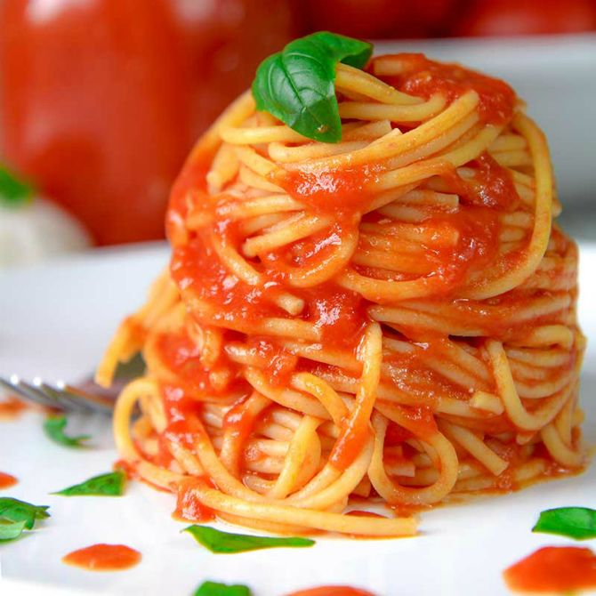Італійська томатна паста