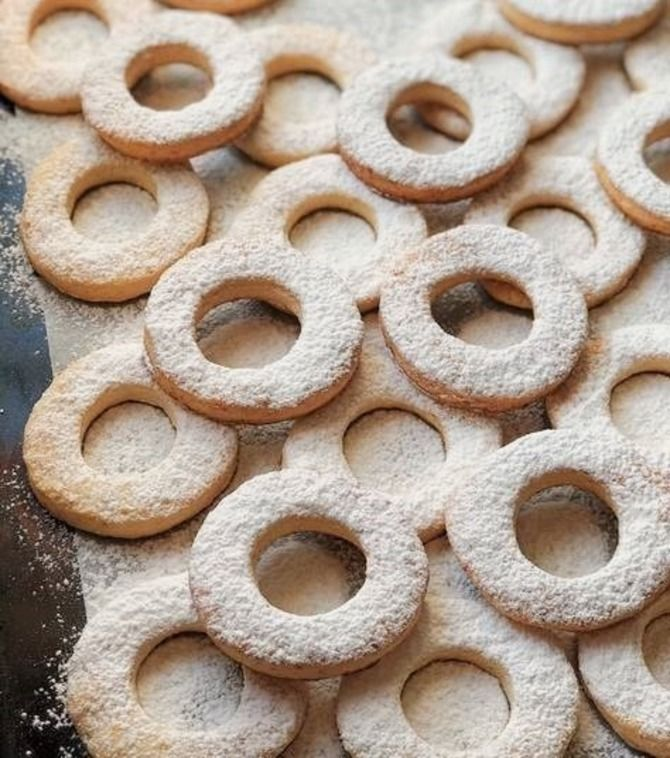 Сирне печиво покроково з фото