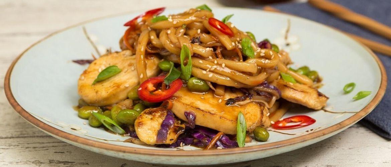 Лапша удон: лучшие рецепты азиатской кухни