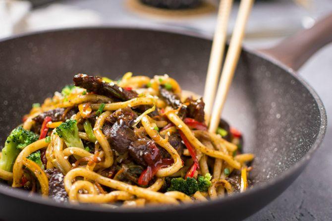 Лапша удон: лучшие рецепты азиатской кухни 2