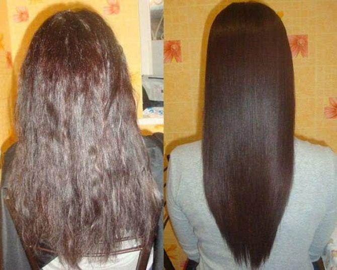 Ламинирование волос в домашних условиях 3