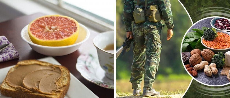 Військова дієта: як схуднути на 5 кг за тиждень