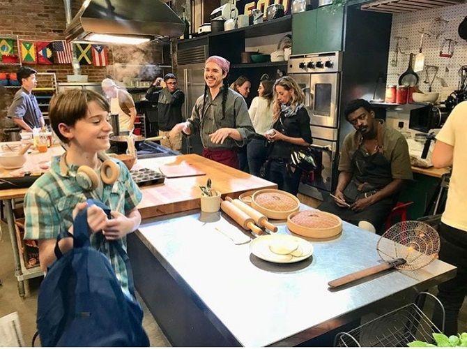 Фильм Запретная кухня 2019 (Abe)