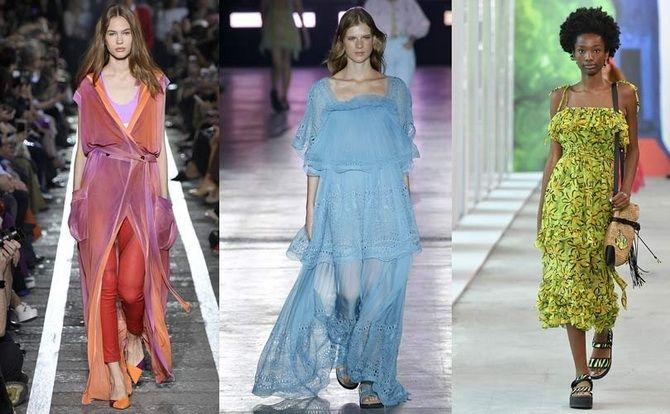 Модные тренды лета 2020