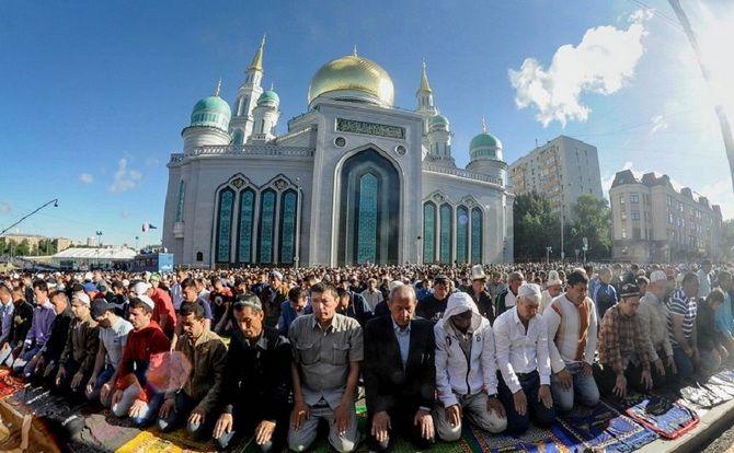 Коли мусульмани святкують Ураза-байрам